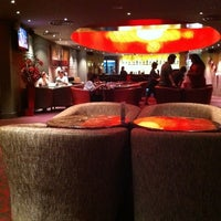 Photo taken at Gold Class Lounge @ VivoCity by Janice on 1/8/2011
