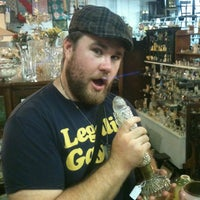 Photo taken at Second Chance Antiques & Collectibles by Gary B. on 7/8/2012