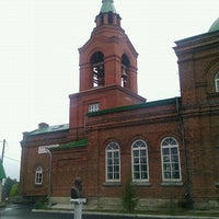 Photo taken at Храм св. Ильи Пророка by Serge P. on 8/6/2011