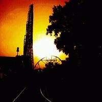Photo taken at Millennium Force by Chris S. on 6/12/2011