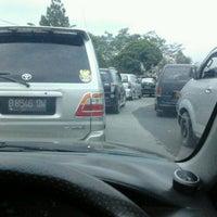 Photo taken at pom bensin 44.531.01 ajibarang by Fx Bagus S. on 9/3/2011