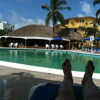 Photo taken at Costa Club Punta Arena Hotel by Julien S. on 8/30/2011
