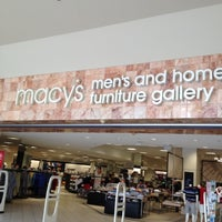 Photo taken at Macy's Men's & Home by Nam N. on 6/7/2012