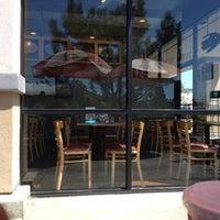 Photo taken at Nikos Steak Burgers & Greek Food by Steve♥Tami on 8/2/2012