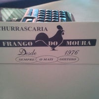 Photo taken at Frango do Moura by Daniel C. on 7/19/2012