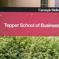 Photo taken at Tepper School of Business by Taylor on 8/14/2011