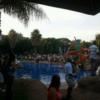Photo taken at Wild Waters by Ricardo C. on 12/31/2011