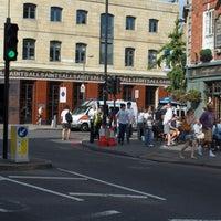 Photo taken at Spitalfields Junction by Graeme M. on 1/13/2012