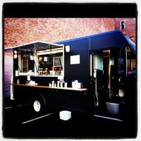 Photo taken at Réveille Coffee Co. Truck by Steph S. on 9/16/2011