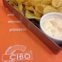 Photo taken at Cibo by Tei on 4/1/2012