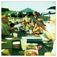 Photo taken at Lobsterman's Wharf by Emily R. on 8/19/2011