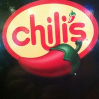 Photo taken at Chili's Universidad by Gabriela S. on 8/2/2012
