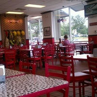 Photo taken at Firehouse Subs by Adele S. on 6/17/2012