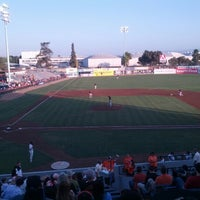Photo taken at San Jose Municipal Stadium by Robert F. on 8/16/2012