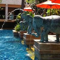 Photo taken at Amari Vogue Resort by Jillis v. on 4/13/2011