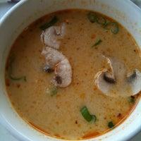 Photo taken at Thai Star by Melissa on 4/11/2012