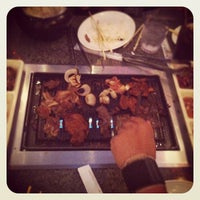 Photo taken at Oz Korean BBQ by Margaret F. on 7/29/2012