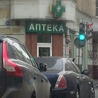 Photo taken at Аптека на Малой Бронной by Vasiliy [cccp_yo™] I. on 3/29/2012