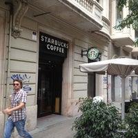 Photo taken at Starbucks Coffee by Jonathan T. on 7/7/2012