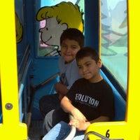 Photo taken at Camp Bus by Xochitl V. on 4/5/2012