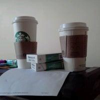 Photo taken at Starbucks by Jamz G. on 6/16/2012