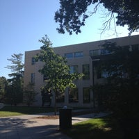 Photo taken at Gerdin Business Building by Trent P. on 8/20/2012