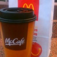 Photo taken at McDonald's by Samiha G. on 3/1/2012