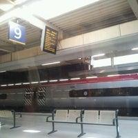 Photo taken at Platform 9 by Gísela F. on 4/6/2012