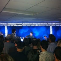 Photo taken at Pandora Media Headquarters by David R. on 3/7/2012