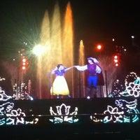 Photo taken at Fantasmic! by ariane b. on 8/1/2012