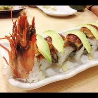 Photo taken at Sushi Tei by Keropok M. on 8/3/2012