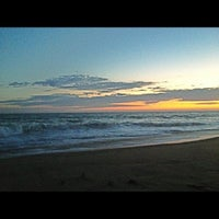 Photo taken at Zuma Beach by Stephen R. on 8/20/2012