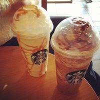 Photo taken at Starbucks by Alejandro O. on 5/7/2012