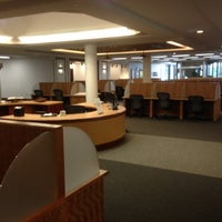 Photo taken at Lucy Scribner Library by Alex C. on 8/15/2012