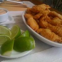 Photo taken at Restaurante Sabor do Mar by Raquel V. on 8/26/2012