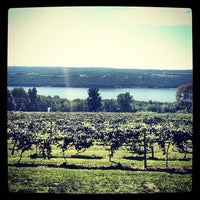 Photo taken at Finger Lakes Distilling by Kailash L. on 8/19/2012