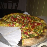 Photo taken at Zante Pizza and Indian Cuisine by Lauren S. on 7/29/2012