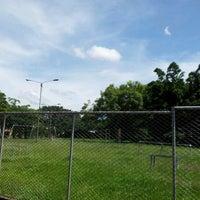 Photo taken at Parque de Las Piedras by Josue C. on 9/1/2012