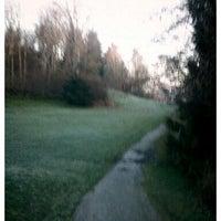 Photo taken at Magnolia Manor Park by Josh C. on 3/23/2012