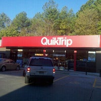 Photo taken at QuikTrip by Barbara G. on 3/4/2012