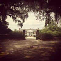 Photo taken at Boone Hall Plantation by Lucretia G. on 5/12/2012