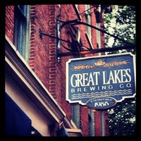 Photo taken at Great Lakes Brewing Company by Scott S. on 8/15/2012