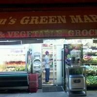Photo taken at SJ Green Market by Kobie B. on 8/2/2012