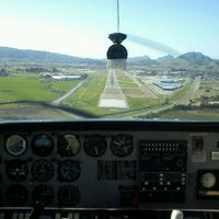 Photo taken at San Luis Obispo County Regional Airport (SBP) by Eiji K. on 3/3/2012
