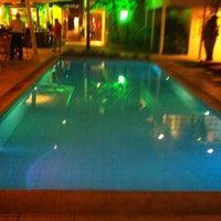 Photo taken at Hotel Aconchego by Fernao V. on 6/10/2012
