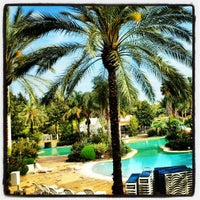 Photo taken at Hotel PortAventura by ysraelsf on 4/5/2012