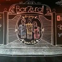 Photo taken at BarZera! by Roberto S. on 3/15/2012