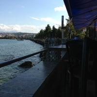 Photo taken at İskele Bahce Cafe Restorant by Büşra K. on 9/3/2013