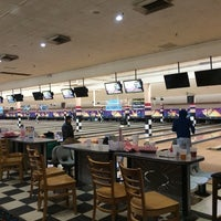 Photo taken at South Levittown Lanes by Maria A. on 2/22/2014