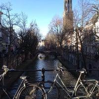 Photo taken at Stadhuisbrug by Carlo J L. on 3/22/2015
